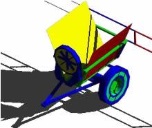 Planos de Abonadora neumatica, en Maquinaria – proyectos varios – Máquinas instalaciones