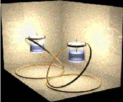 imagen Adorno con velas, en Luminarias - Muebles equipamiento