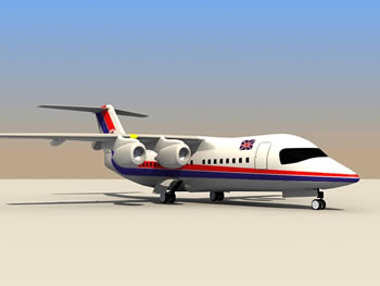 Aeronave 3d, en Aeronaves en 3d – Medios de transporte