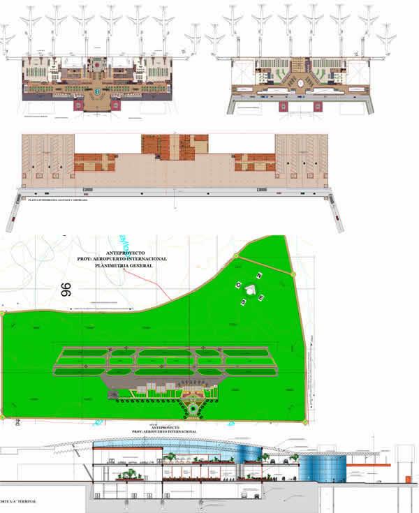 Aeropuerto, en Aeropuertos – Proyectos