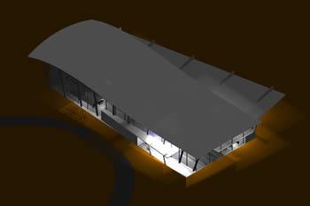 imagen Aeropuerto, en Aeropuertos - Proyectos