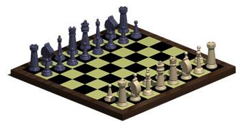 Planos de Ajedrez 3d, en Juegos – Muebles equipamiento
