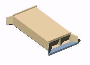 Planos de Alcantarilla de doble cajón, en Saneamiento cloacal y pluvial – Infraestructura