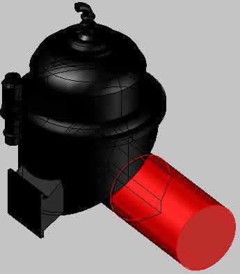 Planos de Alfa laval 517 afpx 3d, en Maquinaria para industria de la alimentación – Máquinas instalaciones