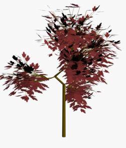 Arbol 19, en Arboles en 3d – Arboles y plantas