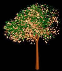 Arbol en 3d 006, en Arboles en 3d – Arboles y plantas