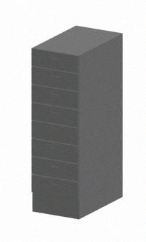 Archivador 3d, en Oficinas y laboratorios – Muebles equipamiento