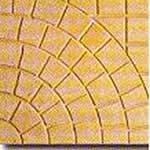 Arcobaleno amarillo, en Pisos cerámicos – Texturas