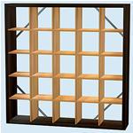 Planos de Armario 004, en Estanterías y modulares – Muebles equipamiento