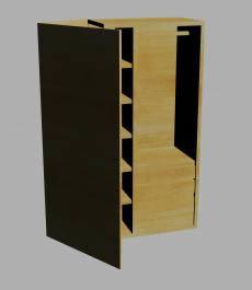 Armario, en Estanterías y modulares – Muebles equipamiento