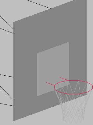 Planos de Aro de cancha de basket, en Canchas – Deportes y recreación