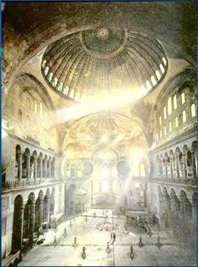Arquitectura bizantina, en Monografías – Historia