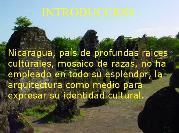 imagen Arquitectura colonial; nicaragua, en Monografías guías y estudios varios - Varios