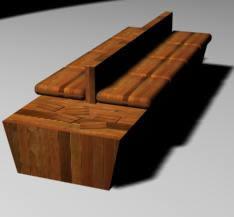 imagen Asientos de espera, en Butacas - Muebles equipamiento