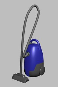 Aspiradora samsung 3d, en Electrodomésticos – Muebles equipamiento