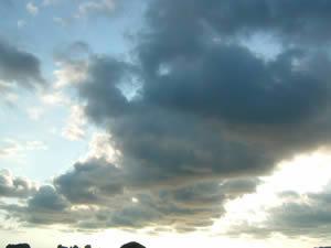 Atardecer 3 en ixtapa gro., en Cielos – Objetos paisajísticos