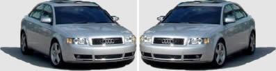 imagen Audi a4 en dos posiciones para render, en Automóviles - fotografías para renders - Medios de transporte