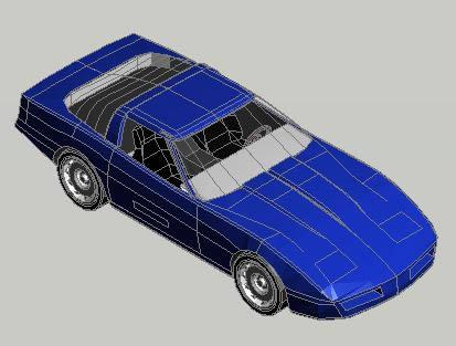 Planos de Automovil 3d – carro, en Automóviles en 3d – Medios de transporte