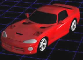 Automovil 3d, en Automóviles en 3d – Medios de transporte