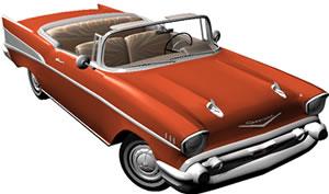 Planos de Automovil clásico, en Automóviles en 3d – Medios de transporte