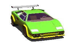 Planos de Automovil de rally  – 3d, en Automóviles en 3d – Medios de transporte