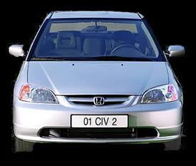 imagen Automovil - honda civic, en Automóviles - fotografías para renders - Medios de transporte