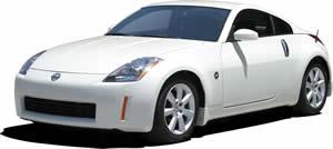 imagen Automovil nissan 350z, en Automóviles - fotografías para renders - Medios de transporte