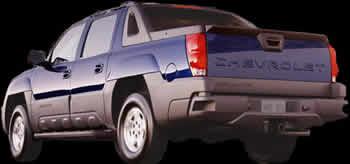 Avalanche 2004, en Automóviles – fotografías para renders – Medios de transporte