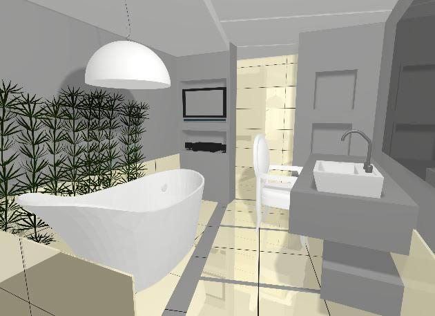 imagen Banheiro no max, en Baños - Sanitarios