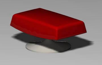 Banqueta 3d, en Sillones 3d – Muebles equipamiento