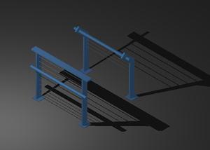 Planos de Barandales en 3a. dimension, en Modelos de escaleras 3d – Escaleras