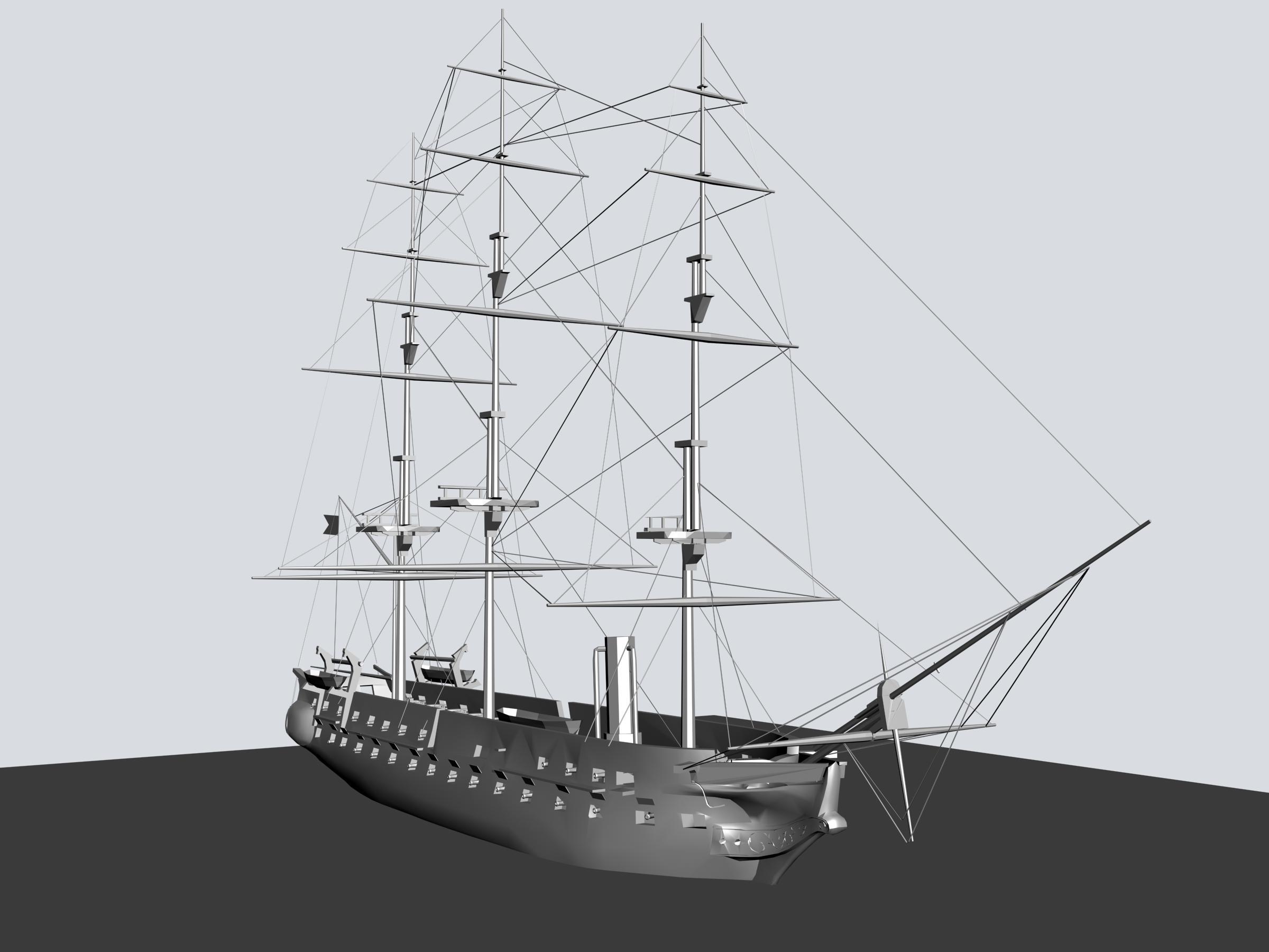 imagen Barco, en Embarcaciones - Medios de transporte