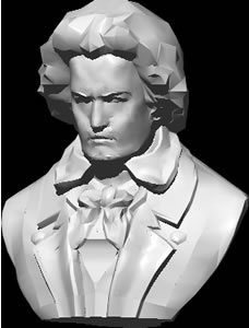 Planos de Beethoven, en Objetos varios – Muebles equipamiento