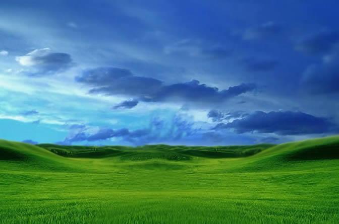 Belleza del cielo, en Cielos – Objetos paisajísticos