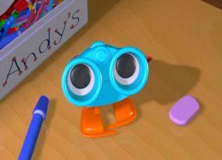 imagen Binoculares 3d, en Juegos - Muebles equipamiento