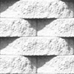 imagen Block de concreto a la vista, en Ladrillo visto - Texturas