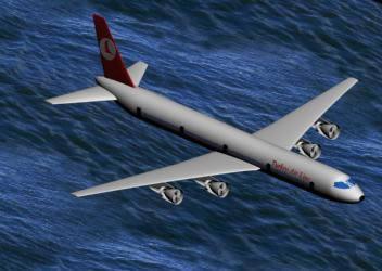 Boeing 767, en Aeronaves en 3d – Medios de transporte