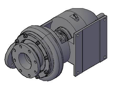 imagen Bomba centrifuga ir, en Equipos de bombeo - Máquinas instalaciones