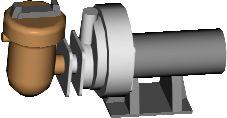 Planos de Bomba, en Salas de máquinas – filtros – Piscinas y natatorios