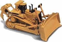 Bulldozer cat d11, en Automóviles – fotografías para renders – Medios de transporte