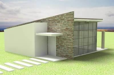 imagen Bungalows 3d, en Turismo y recreación - Proyectos