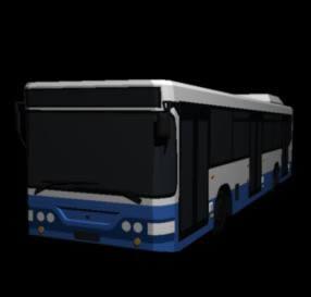 Planos de Buseta 3d  – autobus 3d, en Autobuses – Medios de transporte