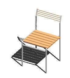 Planos de Cadeira, en Cocinas – Muebles equipamiento