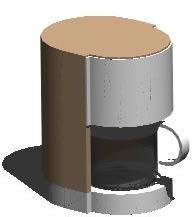 Planos de Cafeteira 3d, en Electrodomésticos – Muebles equipamiento