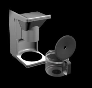 imagen Cafetera domestica, en Electrodomésticos - Muebles equipamiento
