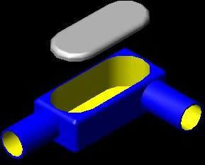 Planos de Caja-3d, en Electricidad – Instalaciones