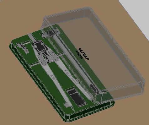 imagen Caja compas 1, en Educación - Muebles equipamiento