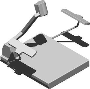 Planos de Camara de documentos, en Equipamiento bancario – Muebles equipamiento