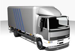 Camión de carga, en Camiones – Medios de transporte
