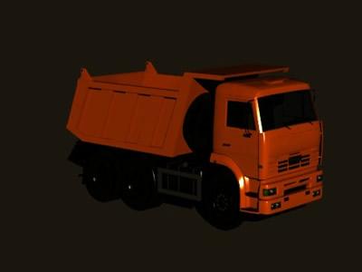 Camión, en Camiones – Medios de transporte